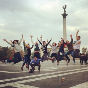 Jumping Group